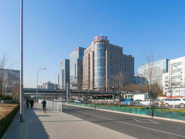 中关村学院国际大厦