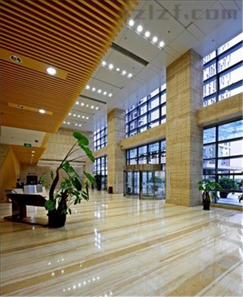 中海国际中心室内