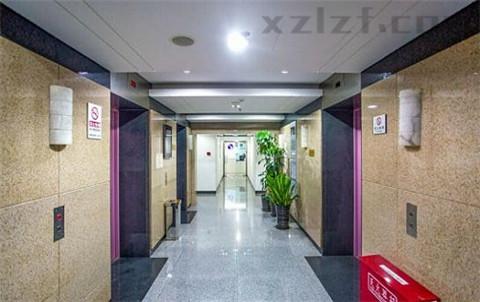 北京中国国际科技会展中心立面