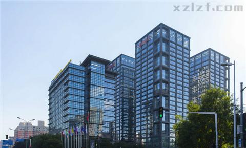 清华科技园创业大厦