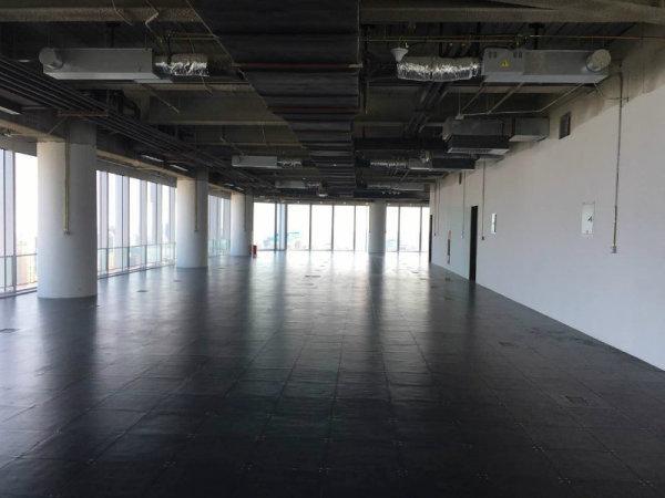恒毅大厦(原奥金大厦)走廊
