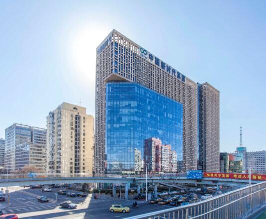 中国新时代大厦(车公庄)