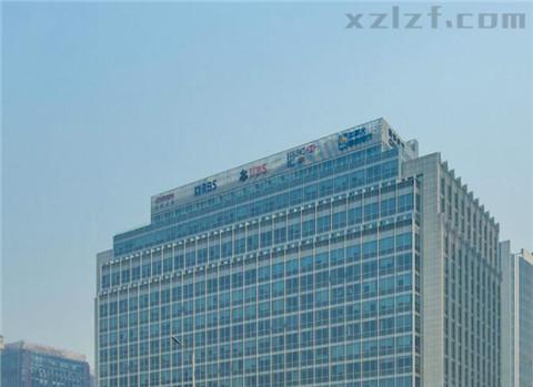 英蓝国际金融中心外观