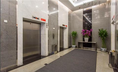 鼎好电子大厦电梯