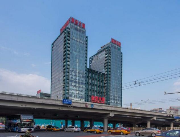 北京城建大厦