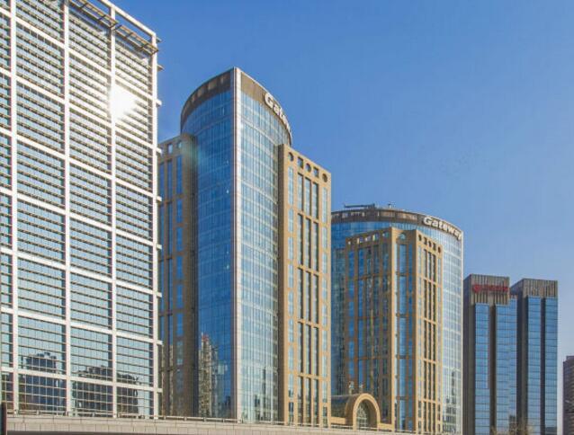 北京佳程广场Gateway