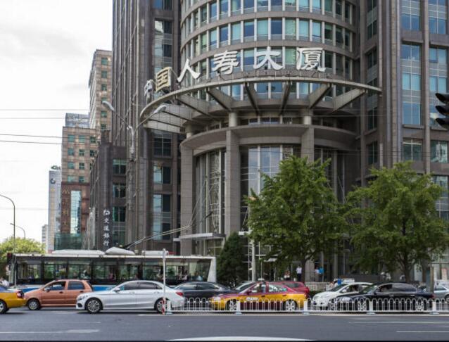 中国人寿大厦(朝阳门外)中国人寿大厦外观