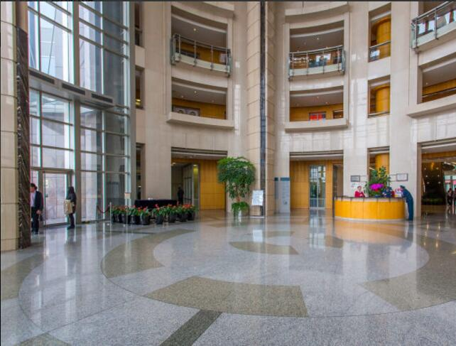 中国人寿大厦(朝阳门外)中国人寿大厦大厅