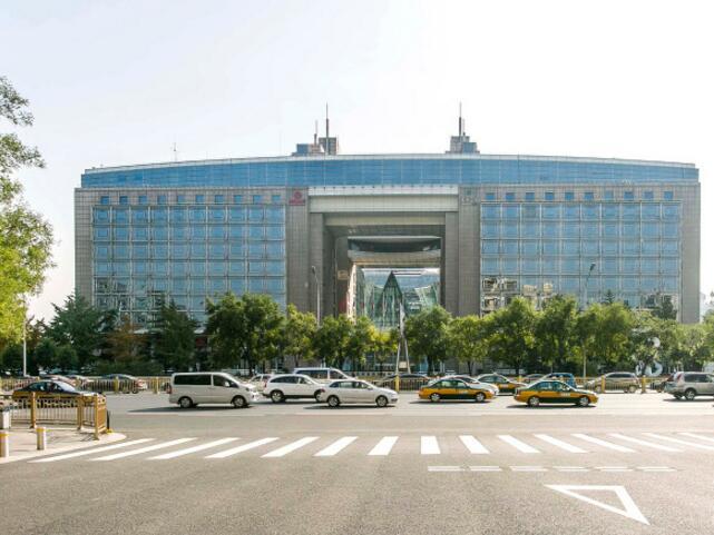 北京国际金融大厦(北京招商国际金融中心)