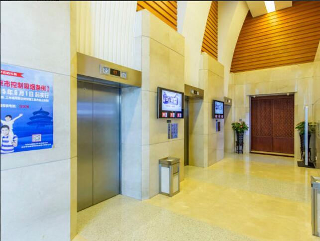 新盛大厦电梯
