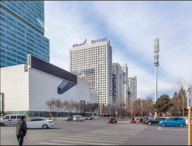 北京ONE北京one综合体楼