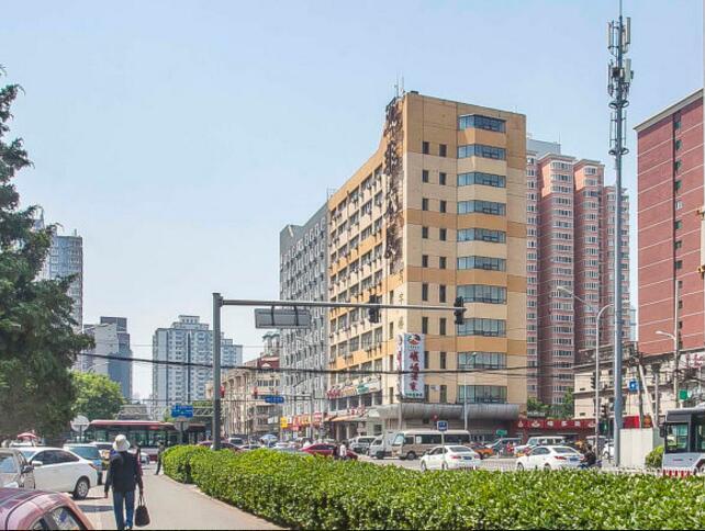 北京市亚非大厦写字楼出租 远行地产