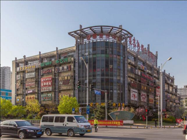 望馨商业中心