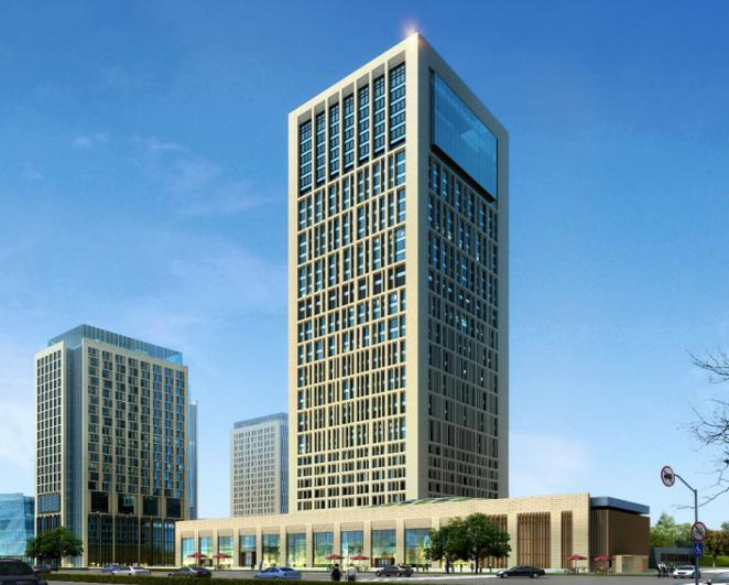中建国际财富中心