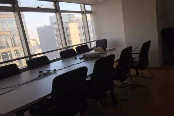 世纪科贸大厦会议室