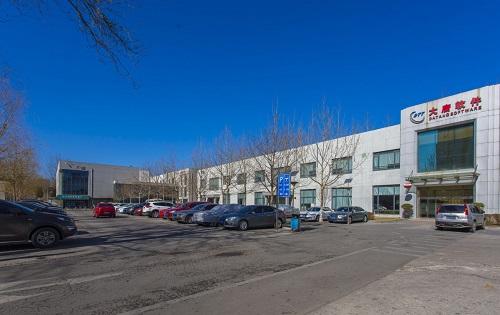 北美国际商务中心停车场