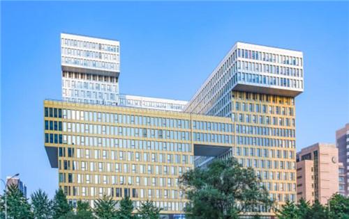 北京国际大厦外观