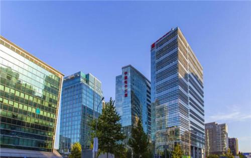中国电子大厦外观