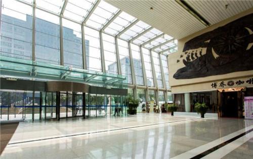 中国电子大厦大厅