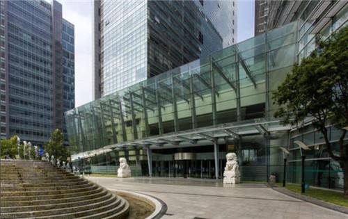 中国电子大厦大门