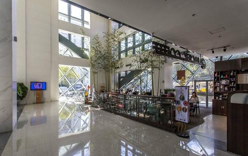 北京复星国际中心大厅