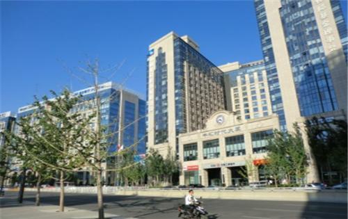 丰汇时代大厦外观