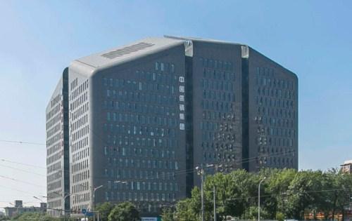 环球财讯中心外观