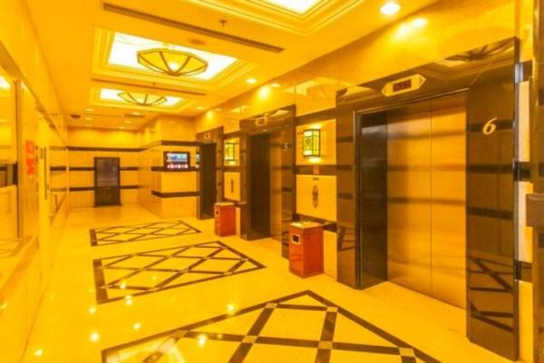 建威大厦电梯