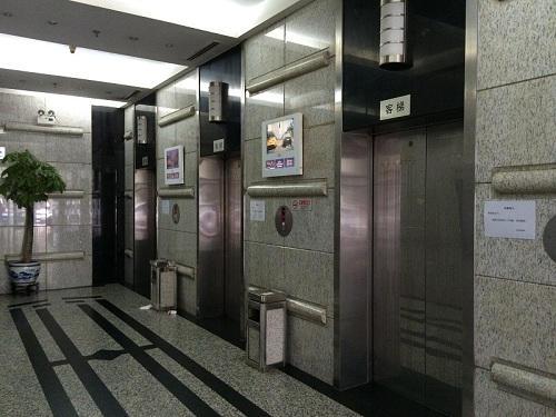 豪景大厦电梯