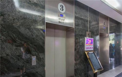 天作国际中心电梯