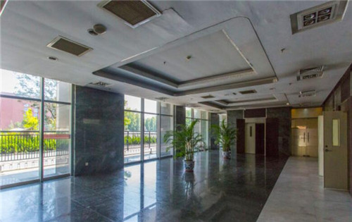 天作国际中心大厅