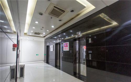 银谷大厦电梯