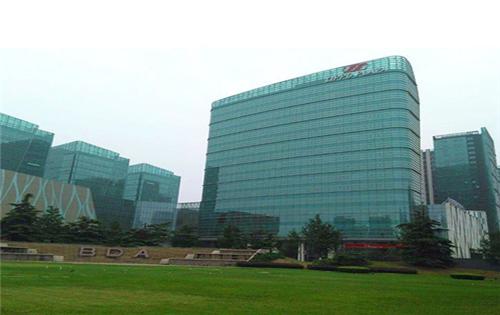 力宝广场(北京亦庄)力宝广场外观