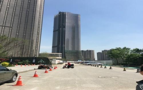 中航资本大厦外观
