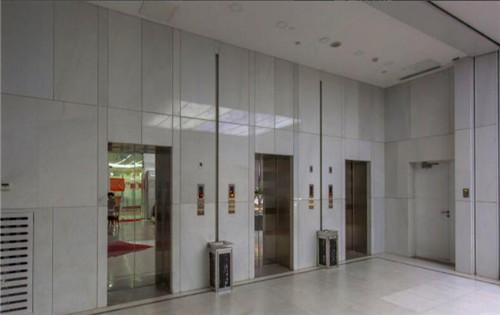 北京总部基地大厅