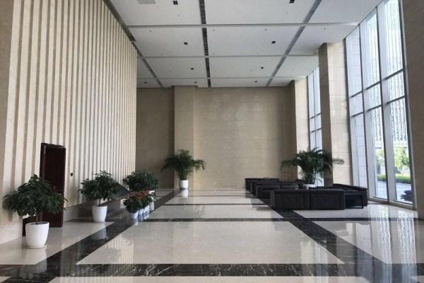 中航技广场中航技广场 大厅