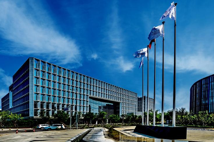 北京-银行保险产业园详情